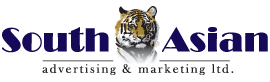 South Asian Advertising & Marketing Inc Logo