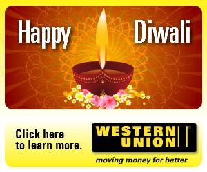 WU Web Banner - Diwali